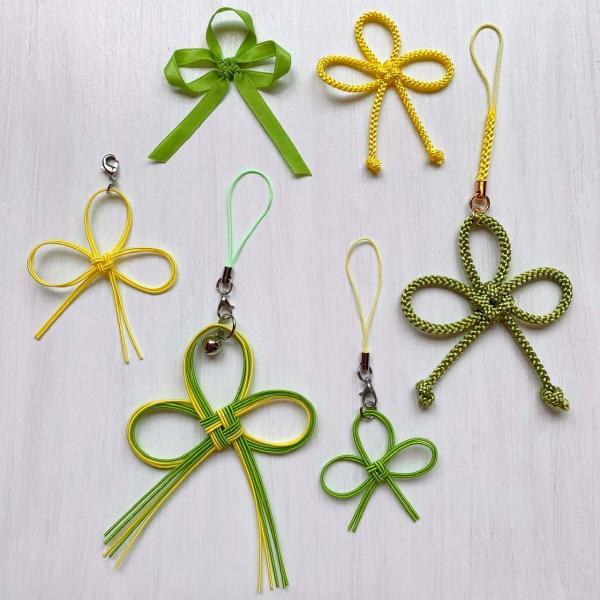 水引 羽衣 (1本) 材料  水引細工 ご祝儀やお正月飾り、髪飾りに|familiamia|06