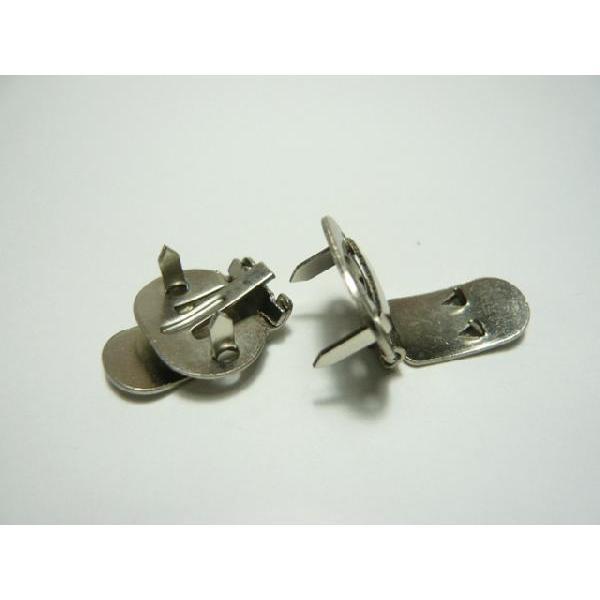 シューズクリップ 金具(2個/1足分) シューズアクセサリー 靴飾り シューズホック familiamia 03