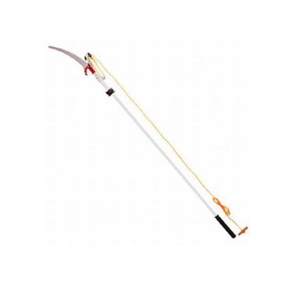 カマキ(Kamaki) ロープ式高枝切鋏 楽高 No.3500 family-tools
