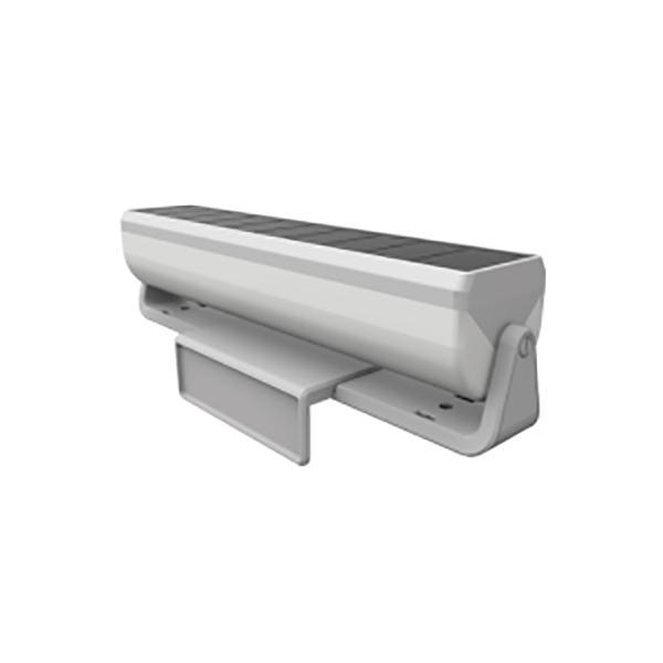 センサーライト musashi ムサシ ライテックス 明かりセンサー付きソーラー外壁・フェンスライト S-C1000L