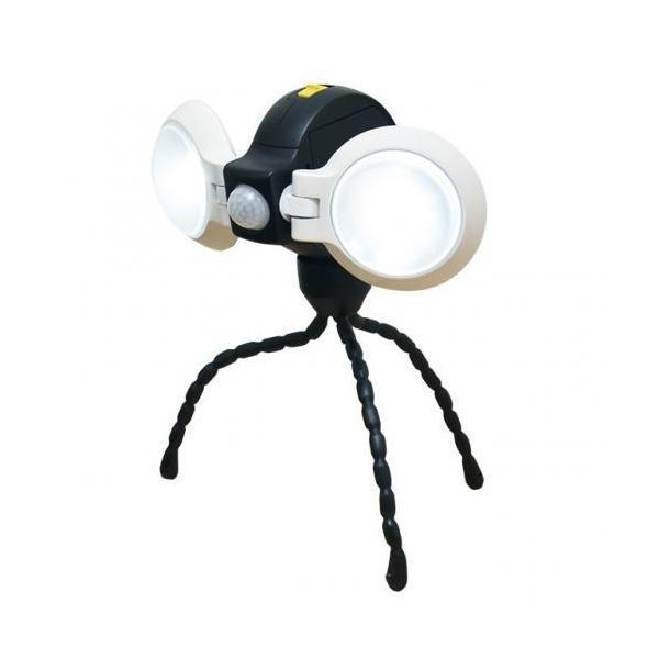 musashi(ムサシ) ライテックス LEDどこでもセンサーライトダブル ASL-092