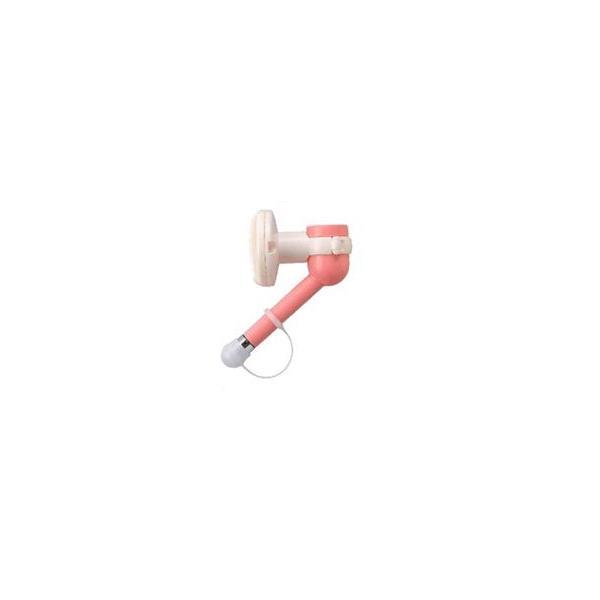 ボンビアルコン 給水ノズル(ペットボトル取付タイプ) ピンク(68100478)