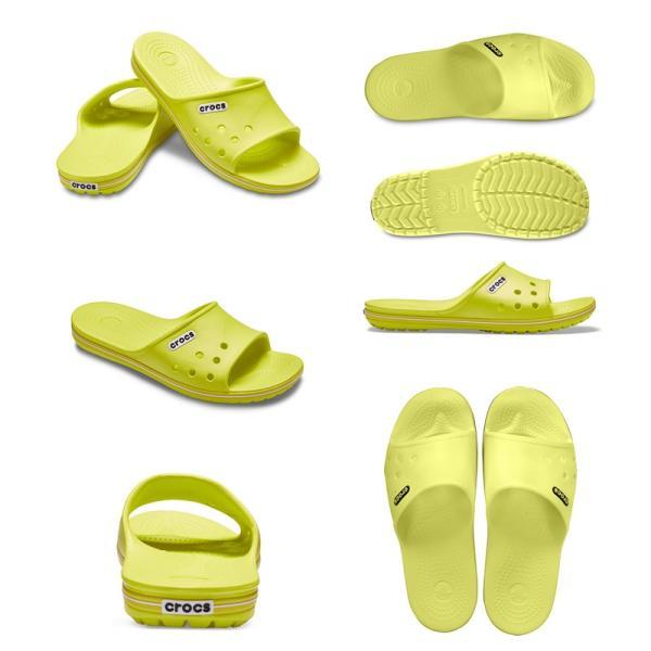クロックス サンダル crocs クロックバンド2.0 スライド crocband2.0 slide スポーツサンダル 上履き オフィス スリッパ 事務 メンズ レディース 204108|famshoe|07