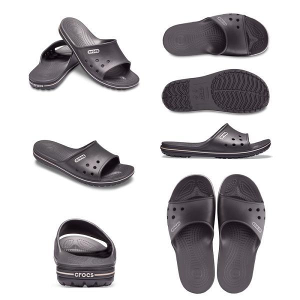クロックス サンダル crocs クロックバンド2.0 スライド crocband2.0 slide スポーツサンダル 上履き オフィス スリッパ 事務 メンズ レディース 204108|famshoe|08