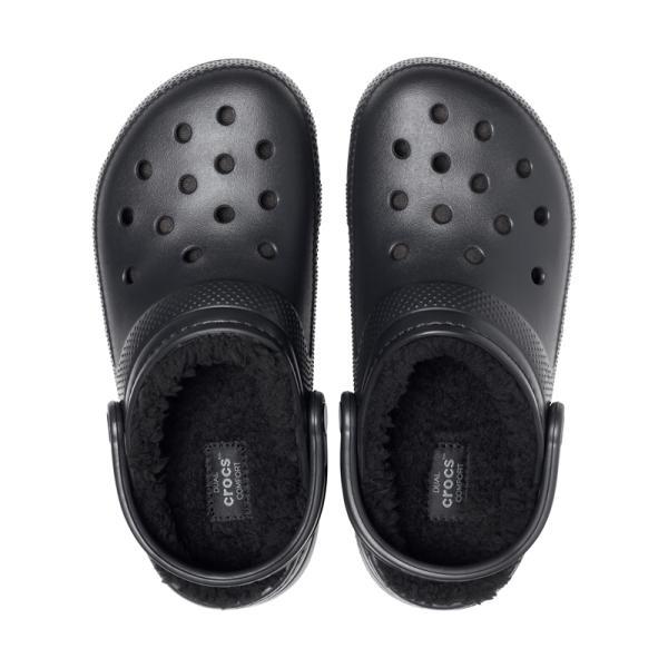 クロックス crocs メンズ レディース  クラシック ラインド クロッグ classic lined clog  ボア famshoe 02