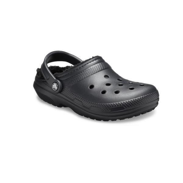 クロックス crocs メンズ レディース  クラシック ラインド クロッグ classic lined clog  ボア famshoe 05