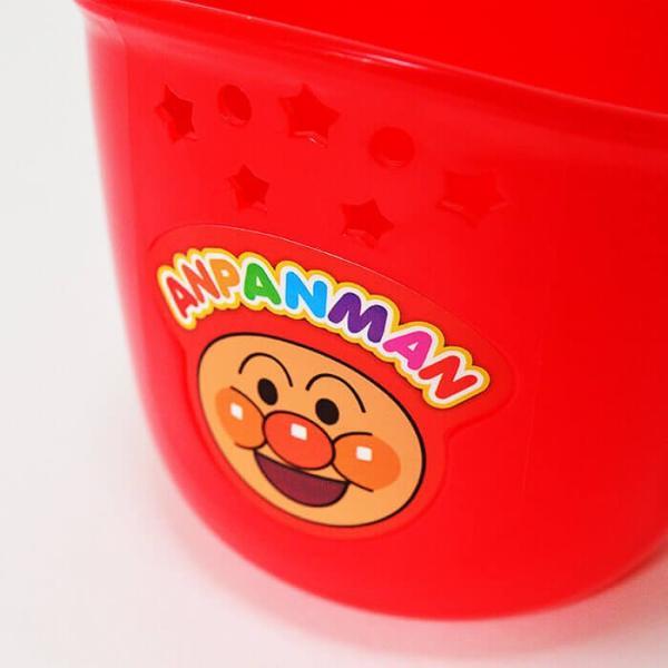 アンパンマン お風呂バケツセット 水遊び お風呂遊び おもちゃ 玩具 セット おふろ お風呂 お風呂で遊ぼう|fan-fare|05