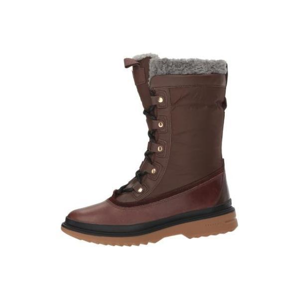 コールハーン レディース シューズ ブーツ Millbridge Lace-Up Boot Waterproof
