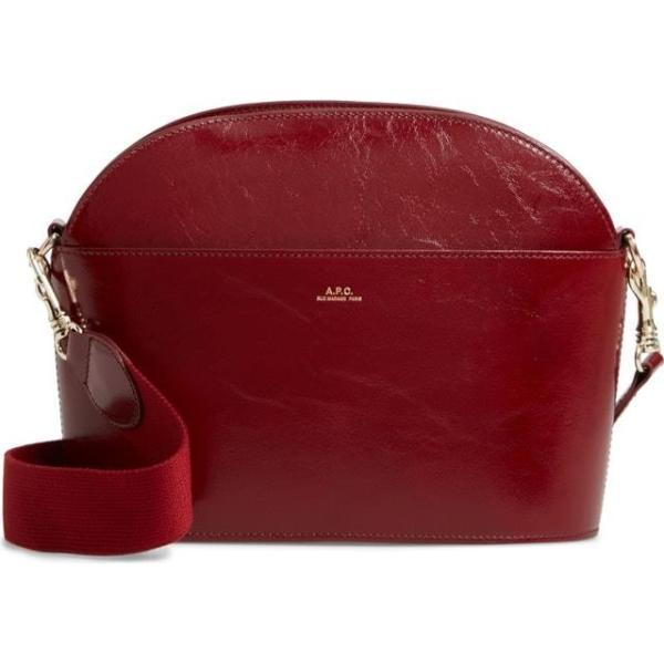 アーペーセー レディース バッグ  A.P.C. Sac Gaby Leather Crossbody Bag