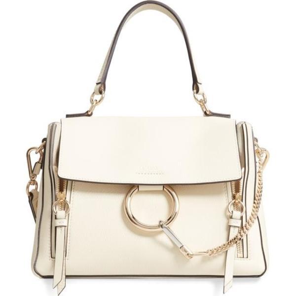 レディース バッグ  Chloe Small Faye Day Leather Shoulder Bag