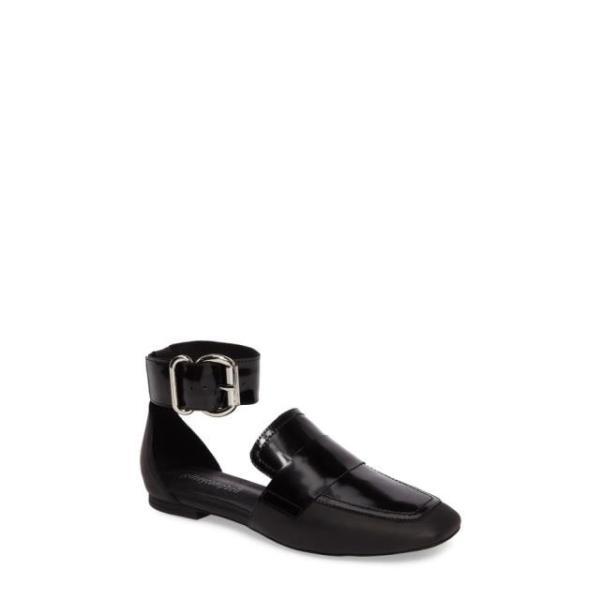 ジェフリーキャンベル レディース シューズ シューズ/サンダル Jeffrey Campbell Meyler Cuffed Loafer Flat (Women) fancyowl