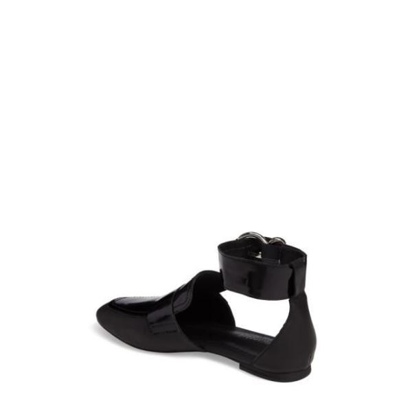 ジェフリーキャンベル レディース シューズ シューズ/サンダル Jeffrey Campbell Meyler Cuffed Loafer Flat (Women) fancyowl 02