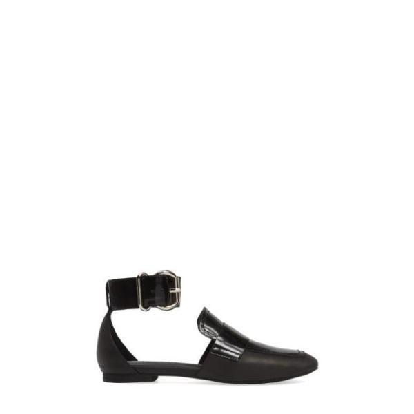 ジェフリーキャンベル レディース シューズ シューズ/サンダル Jeffrey Campbell Meyler Cuffed Loafer Flat (Women) fancyowl 03