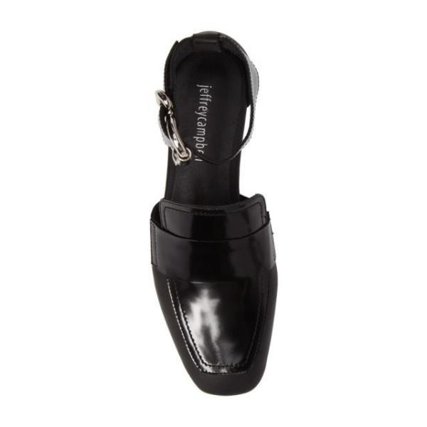 ジェフリーキャンベル レディース シューズ シューズ/サンダル Jeffrey Campbell Meyler Cuffed Loafer Flat (Women) fancyowl 05
