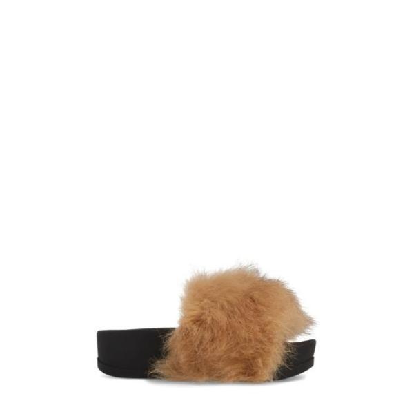 ジェフリーキャンベル レディース シューズ サンダル Jeffrey Campbell Lucky Me Faux Fur Flatform Slide (Women)|fancyowl|03