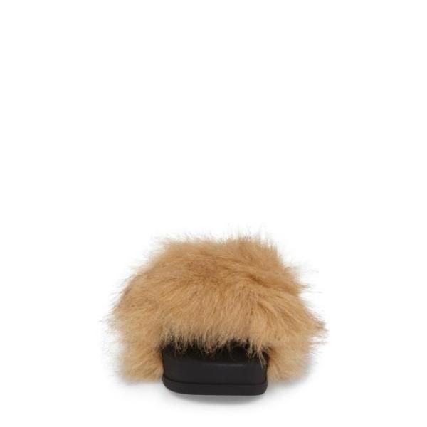 ジェフリーキャンベル レディース シューズ サンダル Jeffrey Campbell Lucky Me Faux Fur Flatform Slide (Women)|fancyowl|04