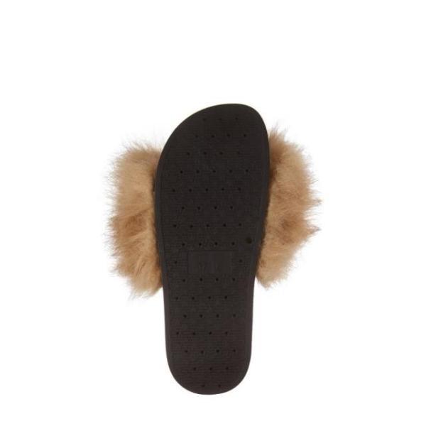 ジェフリーキャンベル レディース シューズ サンダル Jeffrey Campbell Lucky Me Faux Fur Flatform Slide (Women)|fancyowl|06