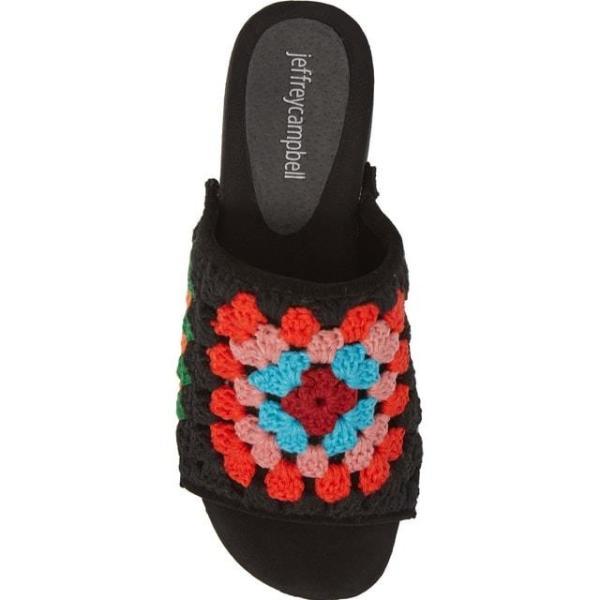 ジェフリーキャンベル レディース シューズ サンダル/シューズ Jeffrey Campbell Nonna Crocheted Platform Slide Sandal (Women)|fancyowl|03
