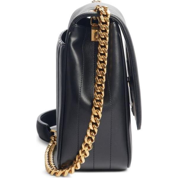サンローラン レディース バッグ  Saint Laurent Large Vicky Leather Crossbody Bag