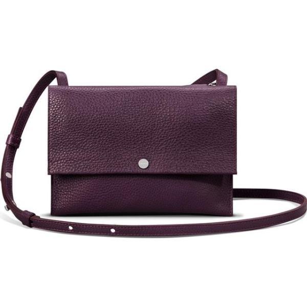 シャイノーラ レディース バッグ  Shinola Accordion Grain Leather Crossbody Bag