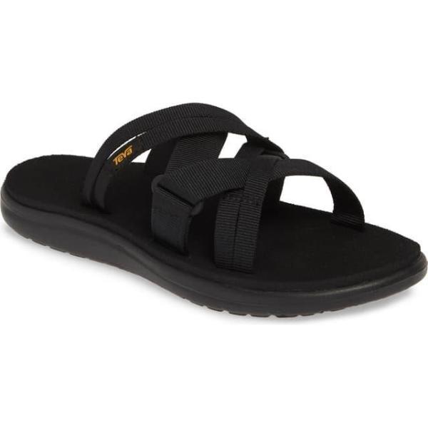 テバ レディース シューズ  Voya Water Friendly Slide Sandal|fancyowl