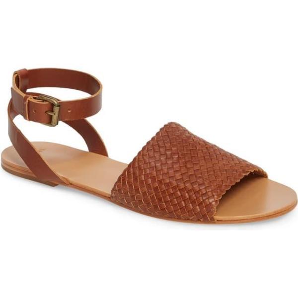 ザグレート レディース シューズ  Caravan Ankle Strap Sandal