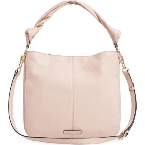 ビンスカムート レディース バッグ  Dian Pebbled Leather Shoulder Bag