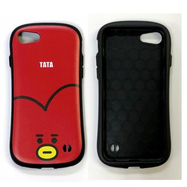 BTS 防弾少年団 BT21 (アップ)モバイル キャラクター IPHONE7/7S/8 CASE アイフォンケース【選択別】7種類|fani2015|02