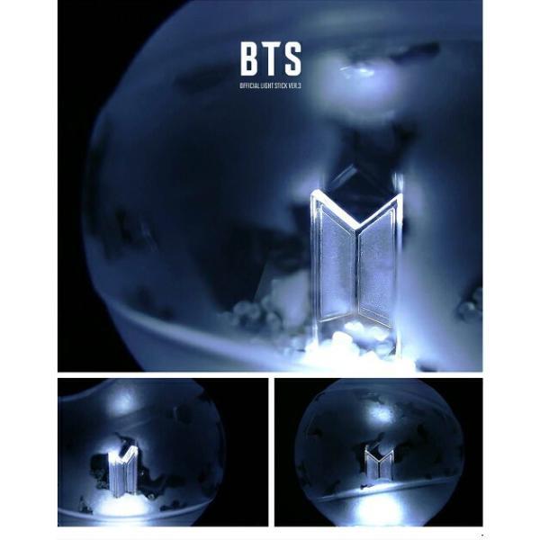 BTS -防弾少年団 2018 OFFICIAL LIGHT STICK VER.3 [A.R.M.Y BOMB] VER.3 BANGTAN バンタン bts 公式ペンライト|fani2015|02