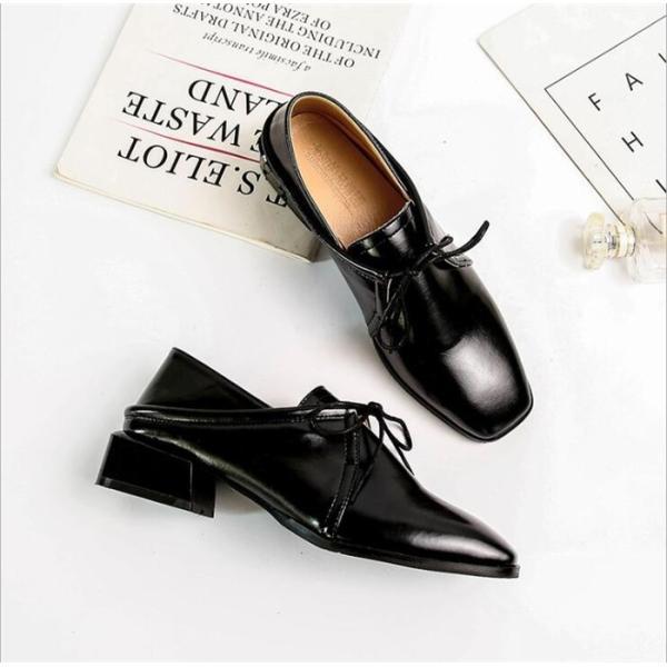 ローファー レディース 革靴 ビジネスシューズ ウォーキングシューズ エナメル靴婦人靴 レースアップ 通勤 通学 学校 可愛い 大きいサイズ