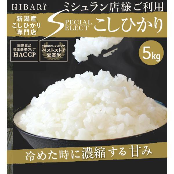 コシヒカリ 5kg 米 お米 玄米 平成30年産 送料無料 新潟県産 タイムセール スペシャルセレクト|farmex