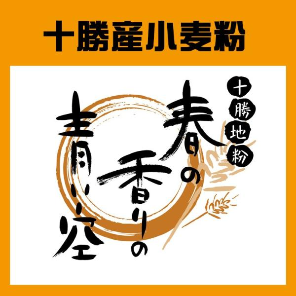 ヤマチュウ(山本忠信商店)春よ恋ブレンド「春の香りの青い空」十勝産パン用小麦粉 25kg