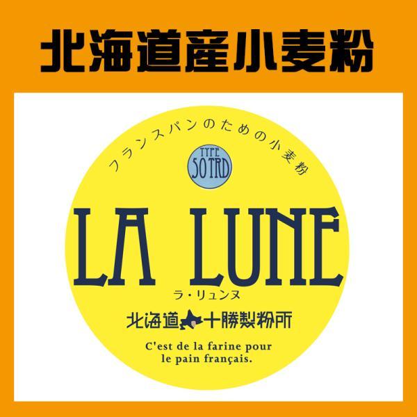 ヤマチュウ(山本忠信商店)「LA LUNE(ラ・リュンヌ)Type50(TRD)」北海道産フランスパン用小麦粉 5kg