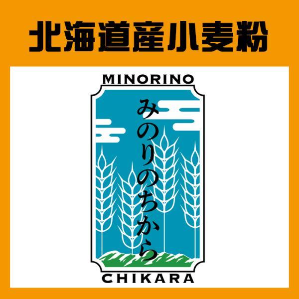 ヤマチュウ(山本忠信商店)「みのりのちから100%」北海道産パン用小麦粉 25kg