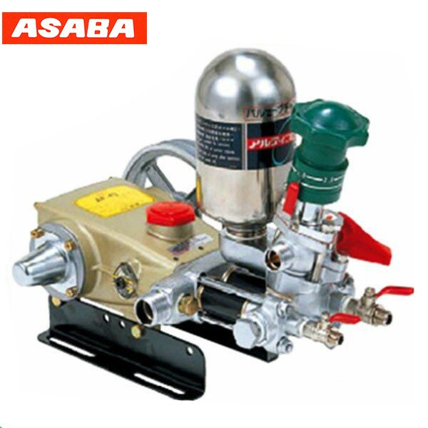 アサバ  AF-43-S 単体動噴 ピストン式 メーカー直送品・代引き不可