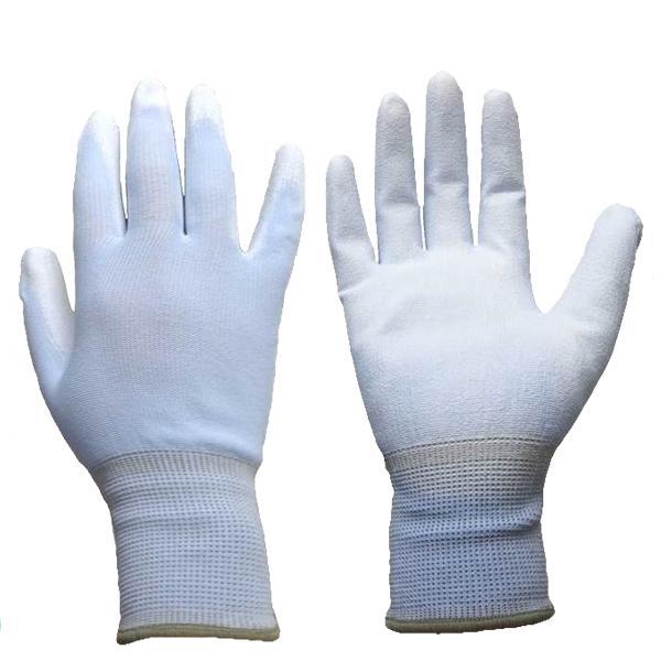 作業用手袋 フィット手袋    お買い得10双組  背抜き ウレタンコーティング