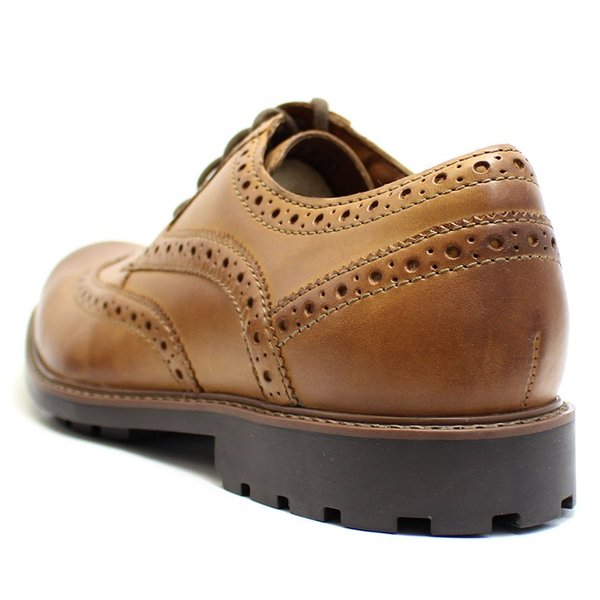 クラークス Clarks 靴 革靴 シューズ ビジネスシューズ カジュアル 本革 レザー ブラウン メンズ ブランド 26128465|fashion-labo|03