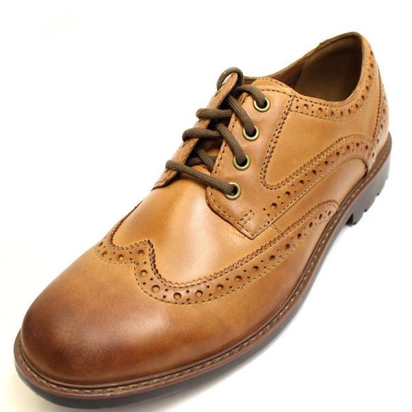 クラークス Clarks 靴 革靴 シューズ ビジネスシューズ カジュアル 本革 レザー ブラウン メンズ ブランド 26128465|fashion-labo|06