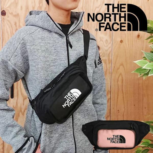 ノースフェイス THE NORTH FACE ウエストバッグ ボディバッグ メンズ レディース ウエストポーチ ヒップバッグ Explore Hip Pack 3L ロゴ ブランド NF0A3KZX