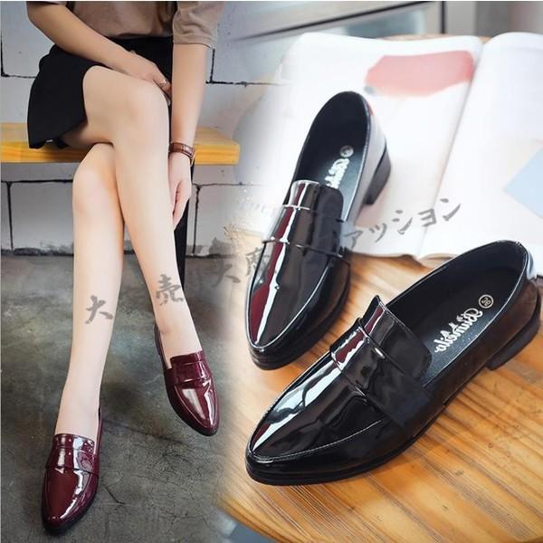 革靴 レディース ナチュラル 防水 ビジネスシューズ ローファー 安い 靴 歩きやすい 厚底スニーカー 疲れない 靴 スリッポン