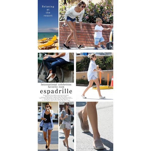 エスパドリーユ スリッポン レディース|fashionletter|04