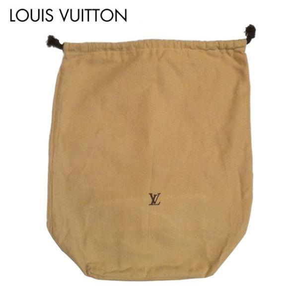 【非売品】[LOUIS VUITTON]ルイ・ヴィトン 巾着袋 保存袋 ベージュ| ...
