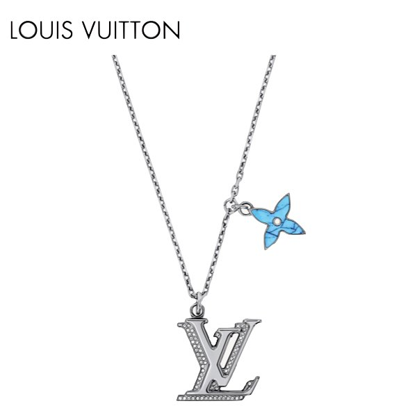 LOUIS VUITTON LV INITIALS NECKLACE NECKLACE 2021SS ルイヴィトン ペンダント・LVイニシャル ネックレス 2021年春夏