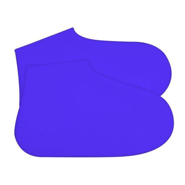 レインシューズ シリコン シューズカバー 雨用 梅雨 靴用防水カバー 雨靴 防滑 防水 レイン 靴カバー 靴 くつ カバー 通学 通勤 代引不可 fashionrizumu 15