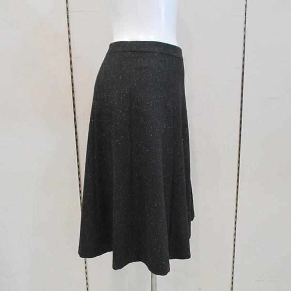 インディヴィ INDIVI レディース カラーネップフレアスカート (アウトレット30%OFF) 通常販売価格:17050円|fashionspace-yokoya|03