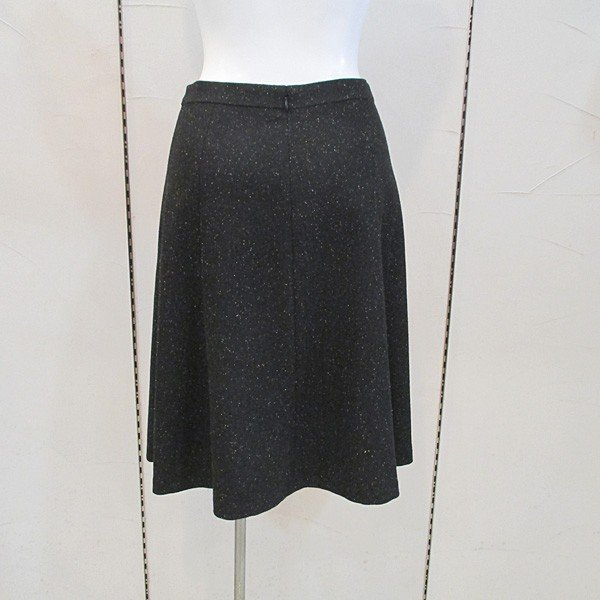 インディヴィ INDIVI レディース カラーネップフレアスカート (アウトレット30%OFF) 通常販売価格:17050円|fashionspace-yokoya|04