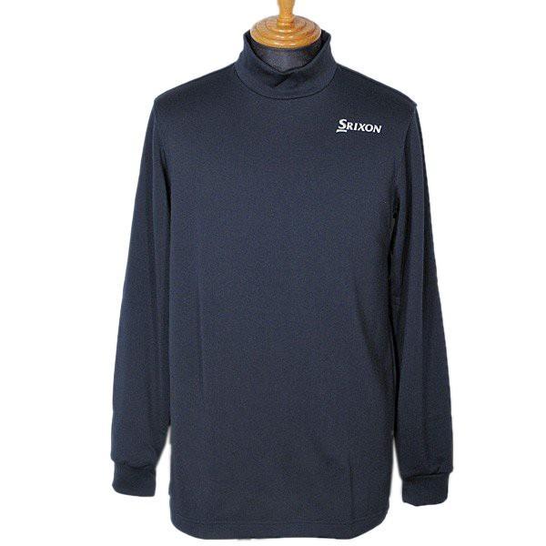 スリクソン SRIXON メンズ 長袖ハイネックあったかシャツ インナー ゴルフウェア 2019秋冬新作 通常販売価格:9790円|fashionspace-yokoya|10