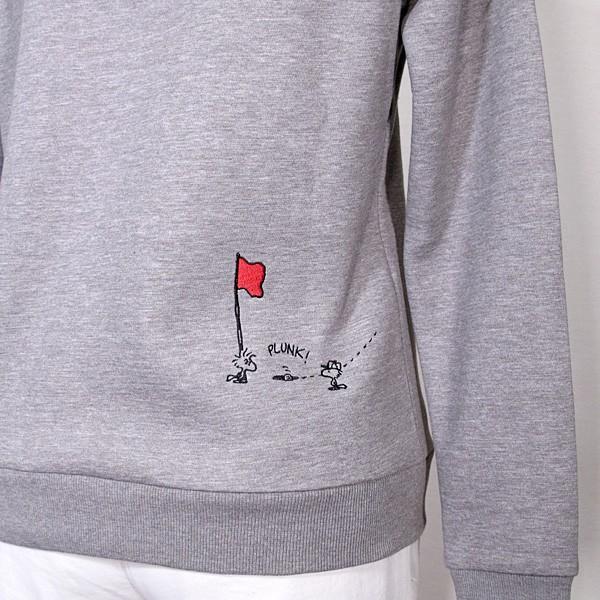 23区ゴルフ 23区GOLF レディース スヌーピーコラボプルオーバーパーカー ゴルフウェア 2019秋冬新作 通常販売価格:22000円|fashionspace-yokoya|13