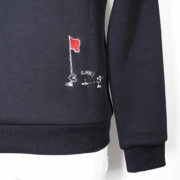 23区ゴルフ 23区GOLF レディース スヌーピーコラボプルオーバーパーカー ゴルフウェア 2019秋冬新作 通常販売価格:22000円|fashionspace-yokoya|05