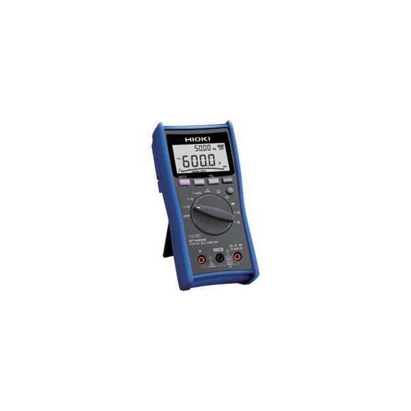 日置電機 DT4252 デジタルマルチメータ(10A端子搭載汎用タイプ)